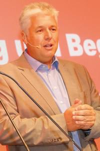 Andreas Huss, MBA (Leitender Sekretär GBH)