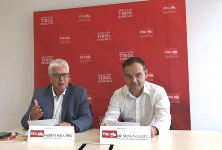 FSG Tirol zum Märchen von der Patientenmilliarde