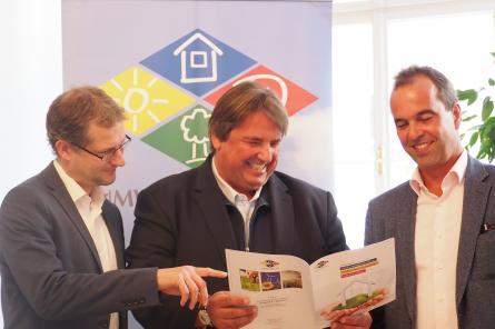 UMWELT+BAUEN präsentiert rasch realisierbare Klimaschutzmaßnahmen